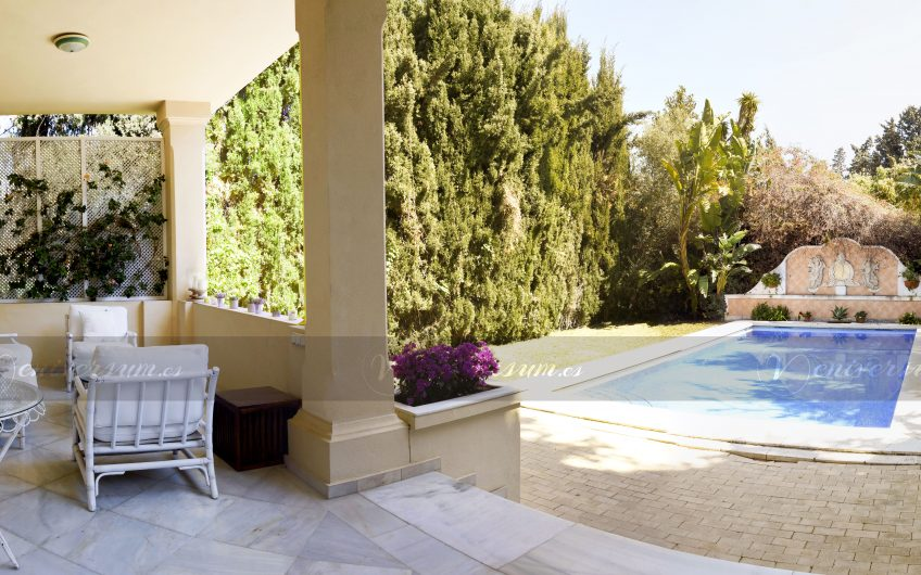 Luxury Villa to enjoy Milla de Oro